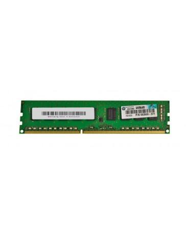 HP 4GB DDR3 2Rx8 PC3-12800E 1600MHz ECC - Refurbished