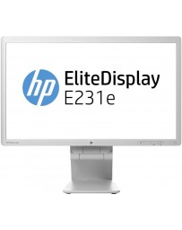 "HP EliteDisplay E231e Grijs - IPS LED-backlit 23"" inch 1920 x 1080 pixels"