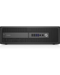 HP ProDesk 600 G2 SFF, I5-6500 3.20Ghz, 8GB DDR4, 256GB SSD+500GB HDD, Intel HD, Win 10 Pro