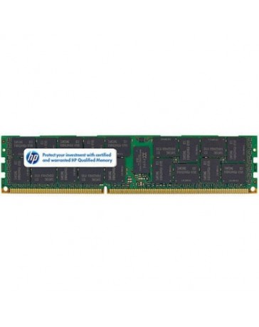 HP 4GB DDR3 1Rx4 PC3L-10600R 1333MHz 1.35V ECC Reg - Refurbished
