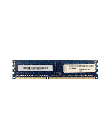 IBM 8GB DDR3 1Rx4 PC3-12800R 1600MHz ECC Reg - Refurbished
