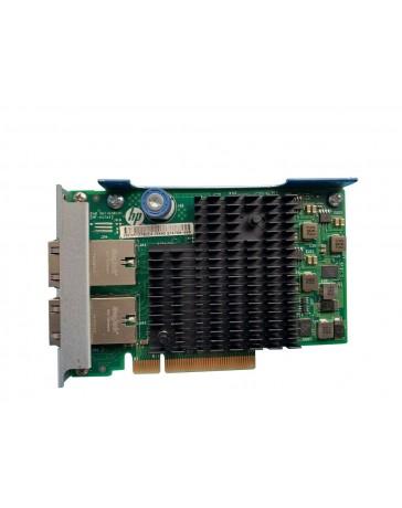 HP ETHERNET 10GB 2-PORT 561FLR-T ADAPTER - Refurbished
