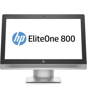 HP EliteOne 800 G2 AIO I5-6500 3.20GHz 8GB RAM, 240GB SSD, DVDRW, Win 10 Pro