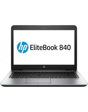 HP EliteBook 840 G3, Intel Core I7-6600U 2.60 Ghz, 8GB DDR4, 256GB SSD, Touchscreen Full HD, 14 Inch,  Win 10 Pro - Ref