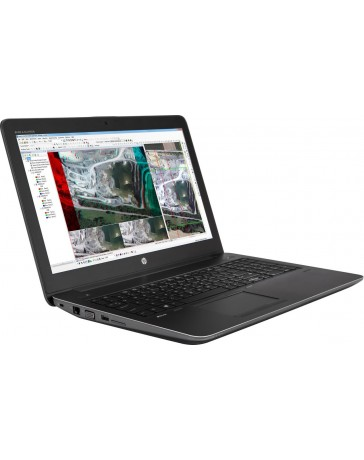"HP ZBook 15 G3 i5-6440HQ 2.60 GHz, 8GB DDR4, 240GB SSD/DVD 15.6"" FHD, Quadro M1000, Win 10 Pro"