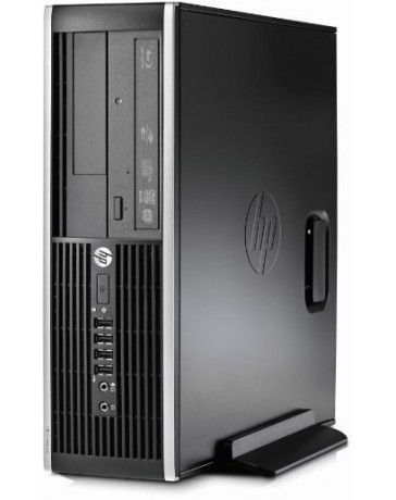 HP Elite 8300 SFF i5-3470 3.2GHz, 4GB DDR3, 120GB SSD/DVD, Win 10 Pro
