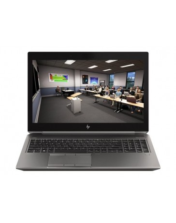 "HP ZBook 15 G6 Mobile Workstation (15.6"" - Xeon E-2286M - 32 GB RAM - 512 GB SSD - US International)"