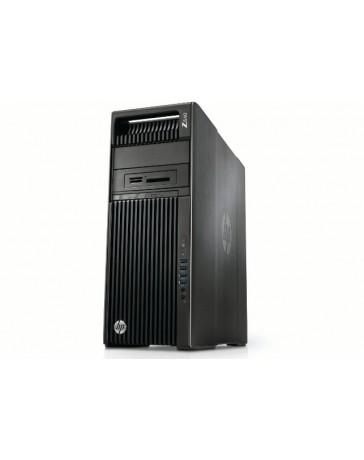 HP Z640 2x Intel 4C Xeon E5-2637 V4 3.50GHz, 64GB (4x16GB) DDR4, 256GB Z Turbo Drive + 3TB, DVD, Quadro M5000 8GB, Win 10 Pro