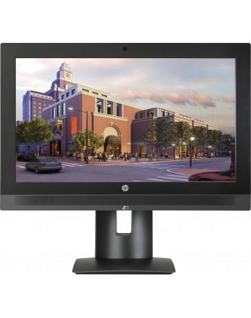 "HP Z1 G3 All in One  Workstation 4C E3-1225 v5 3.30 GHz, 16GB RAM, 512GB SSD, DVD/RW, P530 Graphics, 24 ""4K Display, Win 10 Pro"