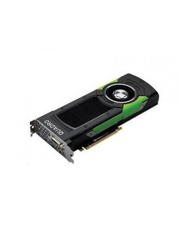 HP NVIDIA Quadro P6000 24GB GDDR5X PCI E 3.0 x16 1xDVI 4xDP
