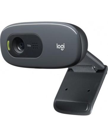Logitech C270 - HD Webcam 720p HD