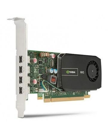 HP Nvidia NVS 510 2Gb PCIe 4xmini DP