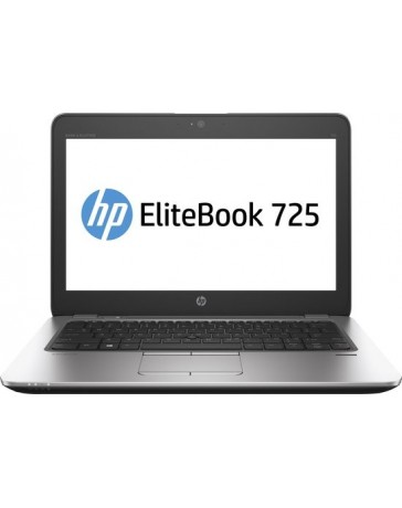 HP Elitebook 725 G3 QC AMD Pro A8-8600B 2.40GHz, 8GB, 256GB SSD, 12.5 inch, US Qwerty, Win 10 Pro