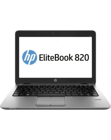 """HP Elitebook 820 G2 i5-5200U 2.20GHz 8GB DDR3, 256GB SSD, 12.5"""", Win 10 Pro Ref"""