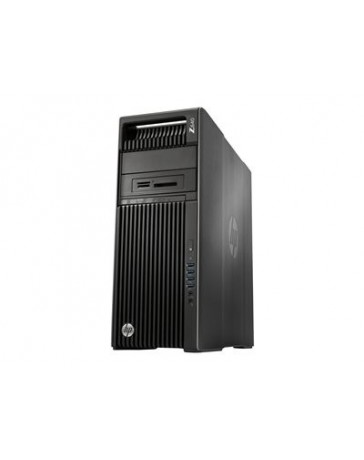 HP Z640 WS 2x QC E5-2623 v4 2.60GHz, 16GB DDR4, 512GB SSD, Quadro K2200 4GB, Win 10 Pro