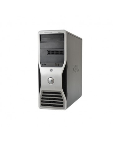Dell Precision T3500 QC W3550 3.00 GHz, 8GB DDR3, 128GB SSD + 1TB HDD, Quadro 2000, Win 10 Pro