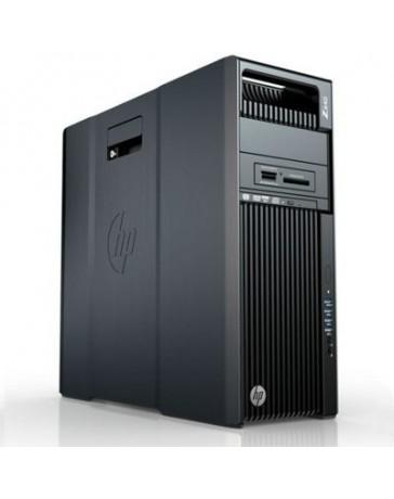 HP Z640 6C Xeon E5-2620 v3 2.40GHz, 32GB DDR4, 256GB SSD/500GB HDD SATA/ DVD, Quadro NVS310 2x DP, Win 10 Pro