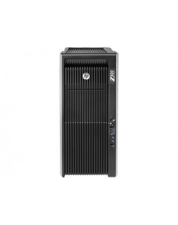 HP Z820 2x Xeon QC E5-2609 2.40Ghz, 16GB DDR3, 2TB SATA/DVDRW, Quadro K2000 2GB, Win10 Pro