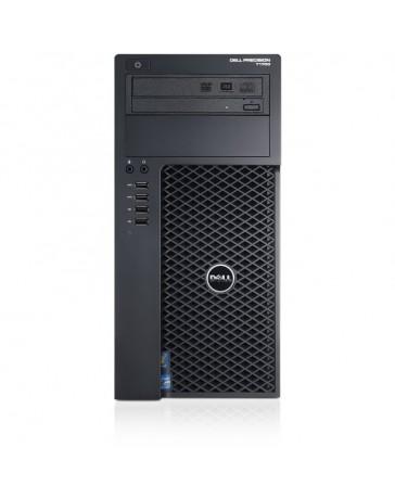 Dell Precision T1700 MT i5-4590 3.30GHz, 16GB DDR3, 240GB SSD + 1TB HDD SATA, DVD, Quadro K2000 2GB, Win 10 Pro