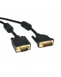 Videokabel DVI naar VGA aansluiting 1.80 m