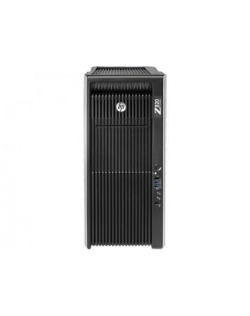 HP Z820 Xeon SC E5-2620 2.00Ghz, 16GB (4x4GB), 2TB SATA - DVDRW, Quadro K2200 4GB, Win 10 Pro