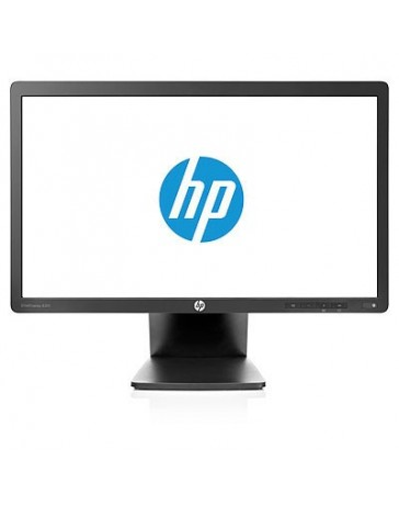 HP EliteDisplay E201 Zwart