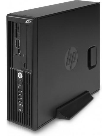 HP Z220 SFF  Intel Core I7-3770 QC 3.40Ghz, 16GB DDR4, 512GB SSD, DVDRW, Win 10 Pro