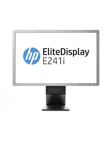 HP EliteDisplay E241i Silver