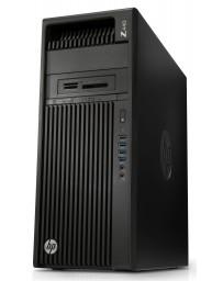 HP Z440 Workstation XEON E5-1620V3 32GB DDR4 256GB SSD 2TB HDD Quadro K4200 Win 10 Pro