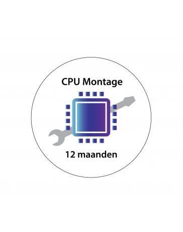CPU Montage