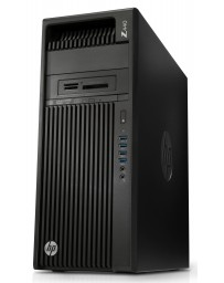 HP Z440 Workstation XEON E5-1650V3 32GB DDR4 256GB SSD Z Turbo Drive + 2TB SATA HDD Quadro K4200 Win 10 Pro