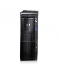 HP Z600 2x Quad Core X5550 2.66 GHz 12GB (6x2GB) 1TB SATA Quadro 2000 Win 10 Pro