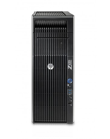 HP Z620 2x Xeon 8C E5-2670 2.60Ghz, 64GB DDR3, 2TB SATA, Quadro K2200, Win 10 Pro